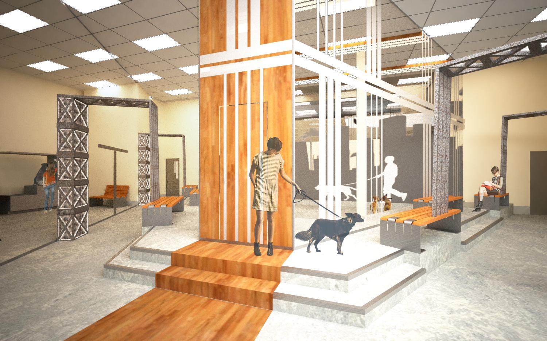 Canin urbain exposition des finissants 2015 de la for Design interieur universite